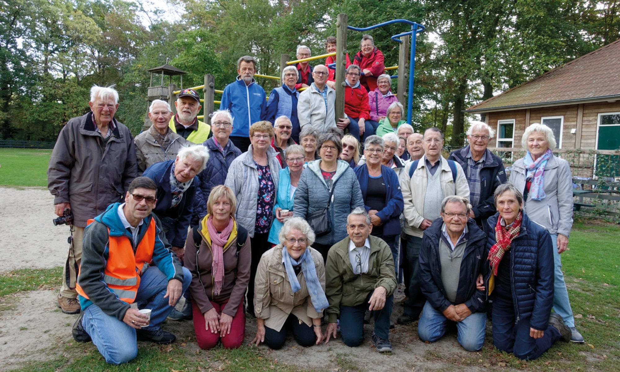 Wandelgroep Het Kristal, Apeldoorn